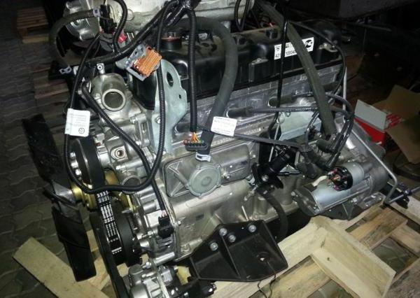 двигатель газель 4216