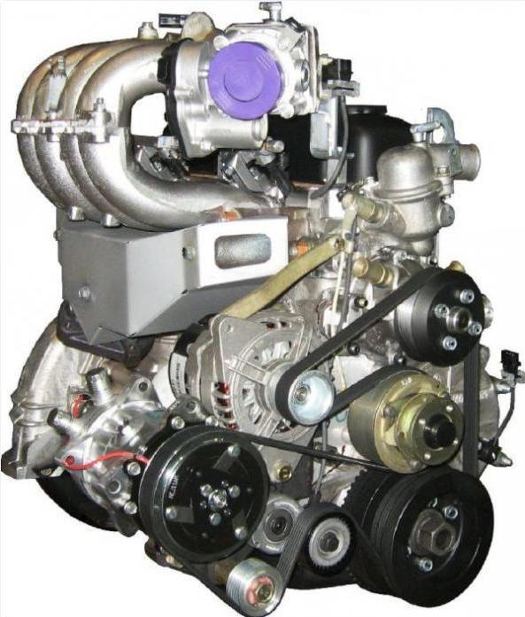 двигатель 4216
