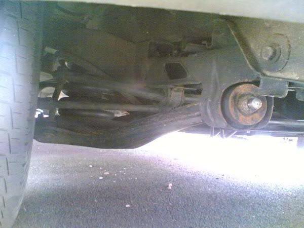 1085279 - Стучит привод передней подвески