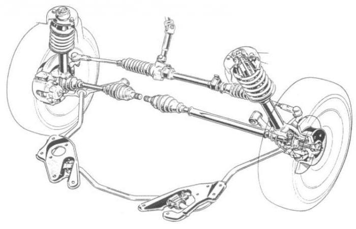 1085305 - Стучит привод передней подвески