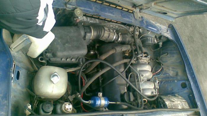 ваз 2107 двигатель цена