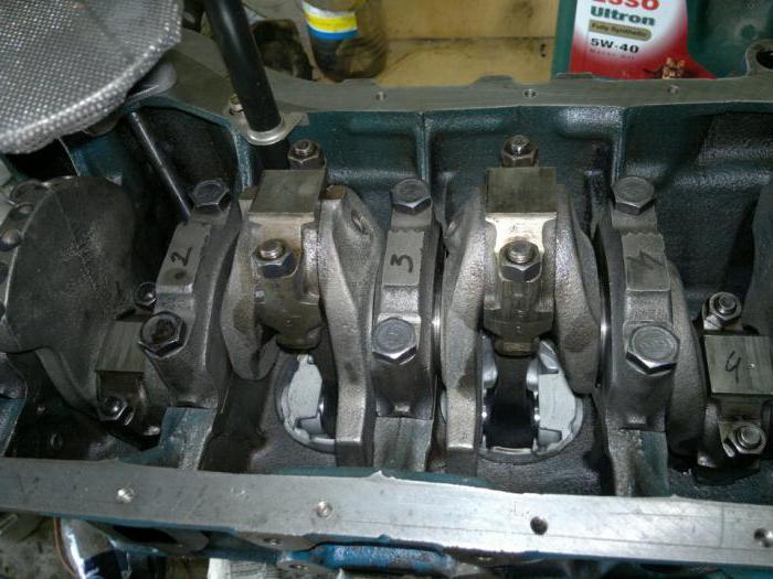 ваз 2107 мощность двигателя
