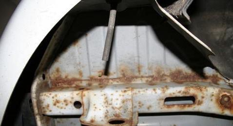 материалы для обработки днища автомобиля