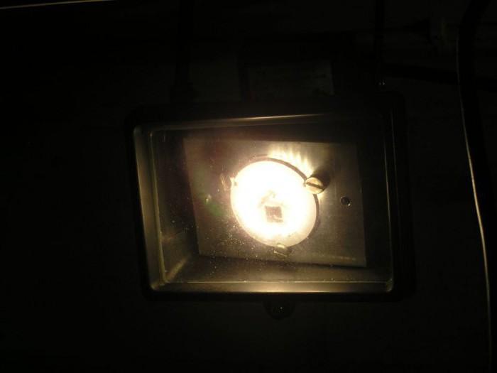 галогеновый прожектор 150 вт