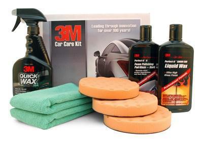 3M - полироль для кузова автомобиля от царапин (отзывы)