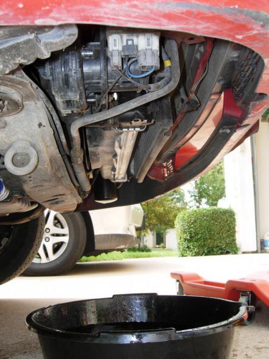 промывка системы охлаждения двигателя ваз