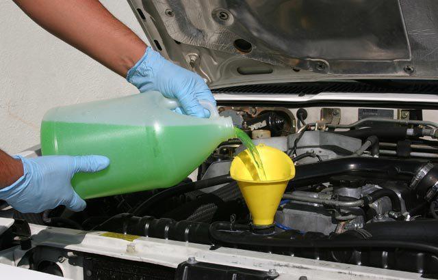 промывка системы охлаждения двигателя отзывы