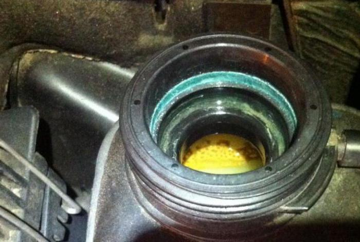 Какое масло залить в двигатель шкода октавия