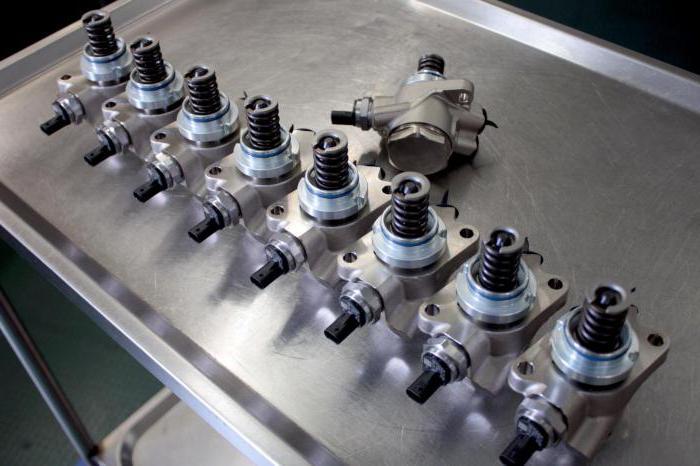 устройство тнвд дизельного двигателя