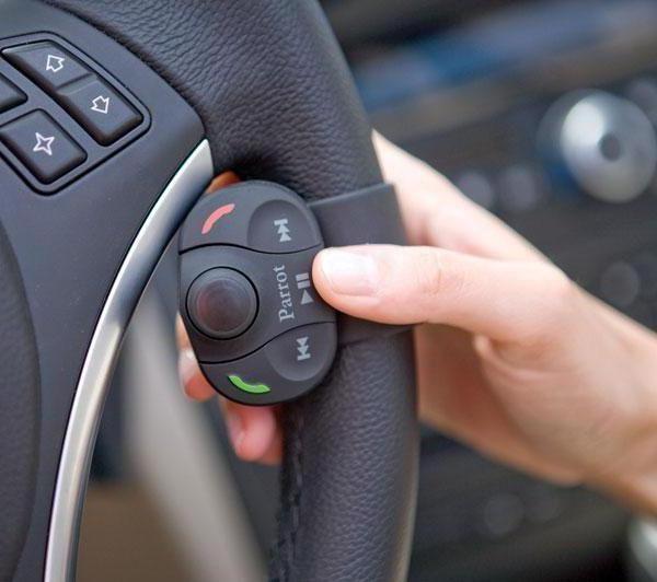 как настроить громкую связь в машине