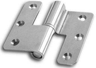 Разновидности дверных петель