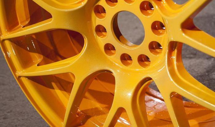 Покраска дисков порошковой краской: отзывы
