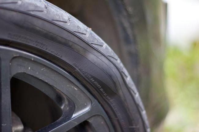 Чем опасно ездить с грыжей на колесе thumbnail