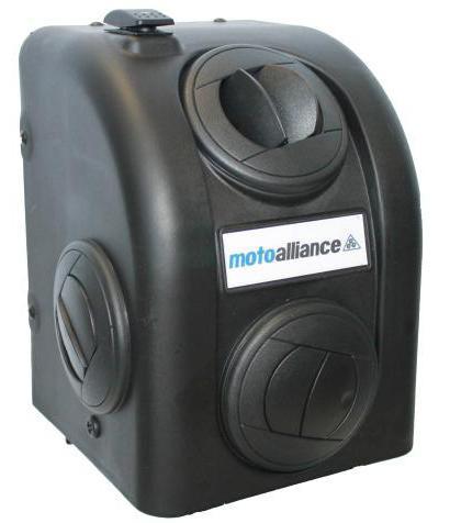 дополнительный электрический отопитель салона автомобиля