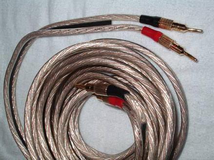 выбор акустического кабеля для колонок
