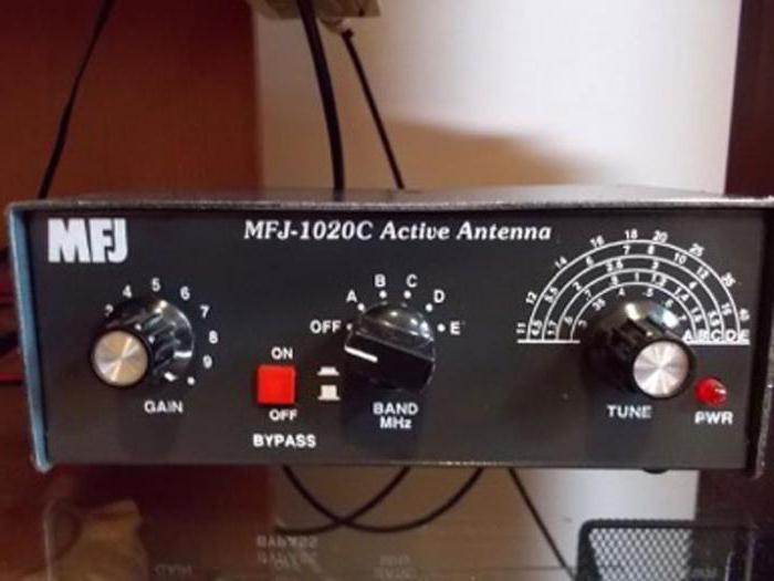 подключение активной антенны