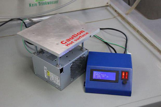 производство плоских нагревательных элементов