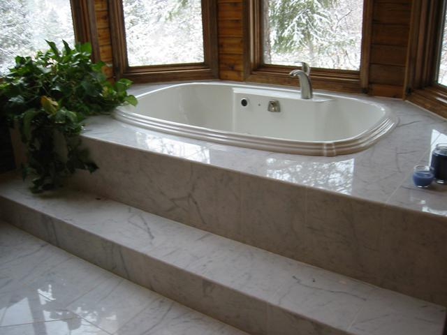 встроить ванну