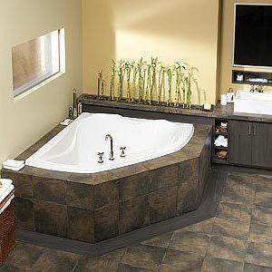 как можно встроить ванну