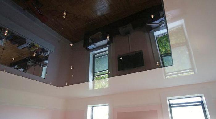натяжной потолок что такое