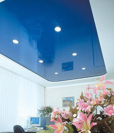 моющие натяжные потолки