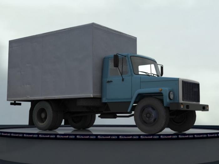 ГАЗ три тыщи триста семь — возлюбленный русский грузовик