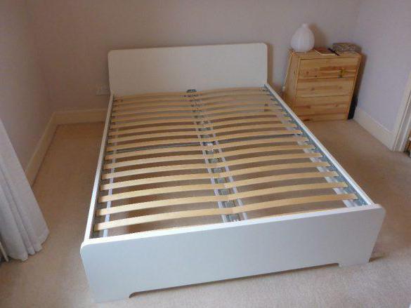 собрать подъемную кровать