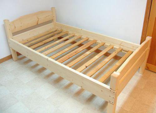 как собрать подъемный механизм кровати