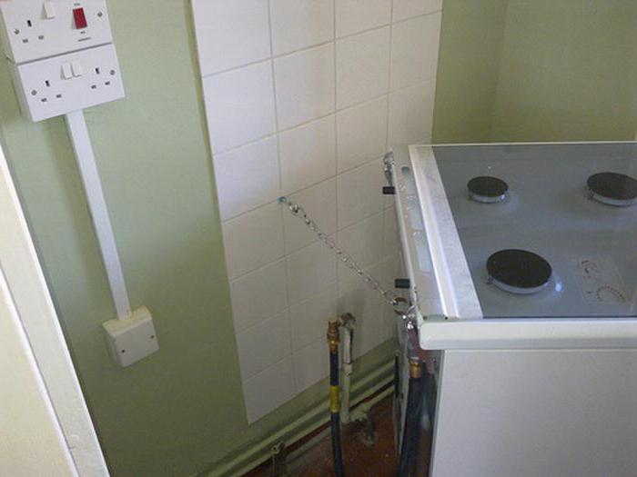 подключение плиты электрической