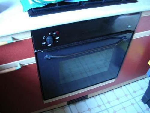 установка и подключение электрической плиты
