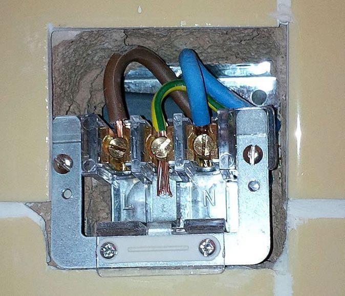 подключение электрической плиты hansa