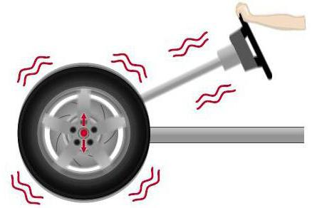 бьет руль при движении причины