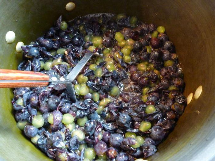давилка для винограда