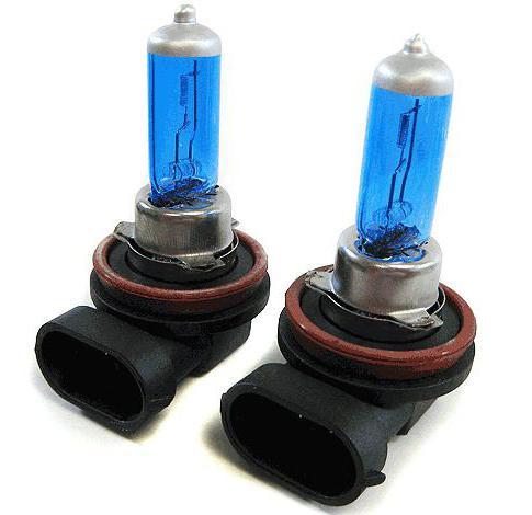 лампочки в фары