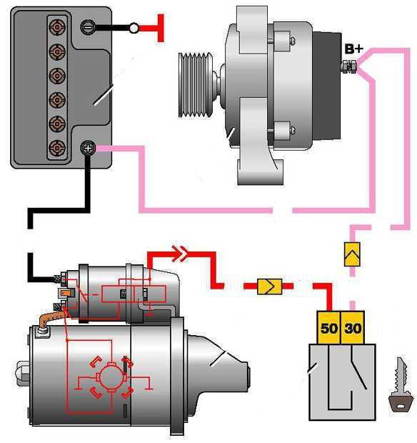 Замена генератор ваз 2112