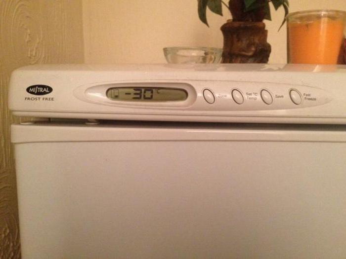 холодильник перестал морозить