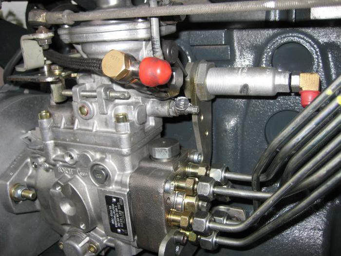определение неисправности дизельного двигателя