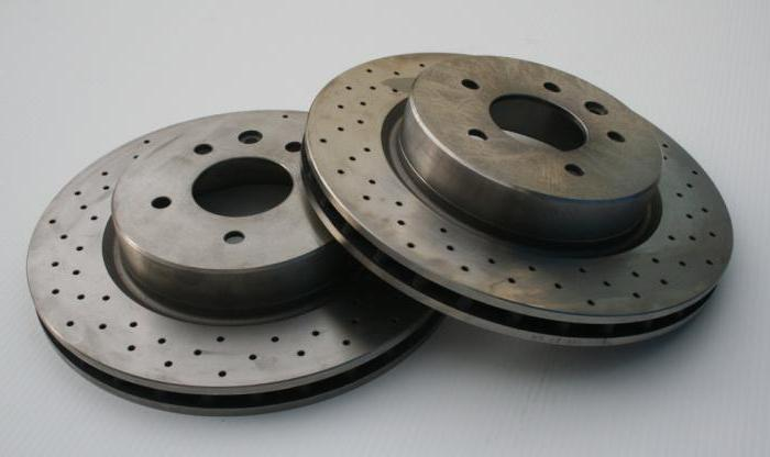 Тормозные диски на приору какие лучше