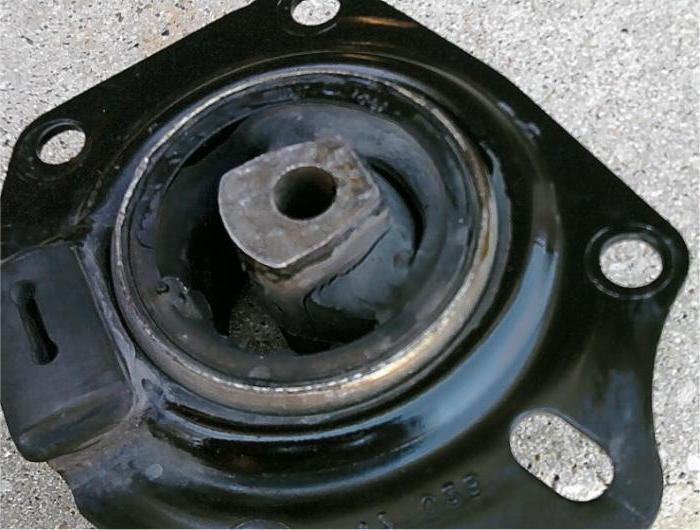 подушки двигателя признаки неисправности форд фокус 2