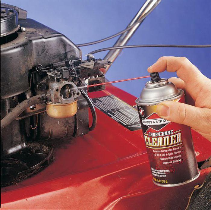 ремонт газонокосилки бензиновой