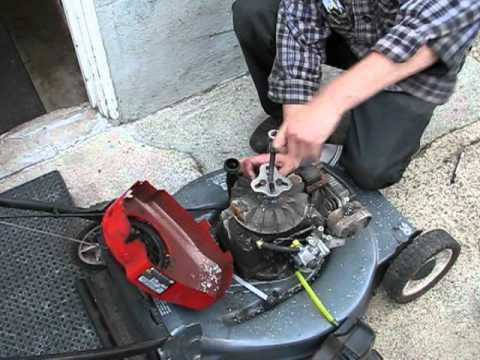 ремонт газонокосилки хускварна