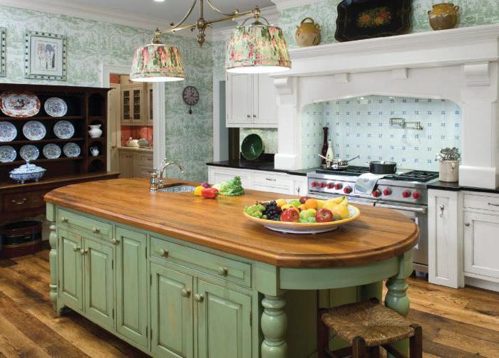 как сделать кухню уютной своими руками