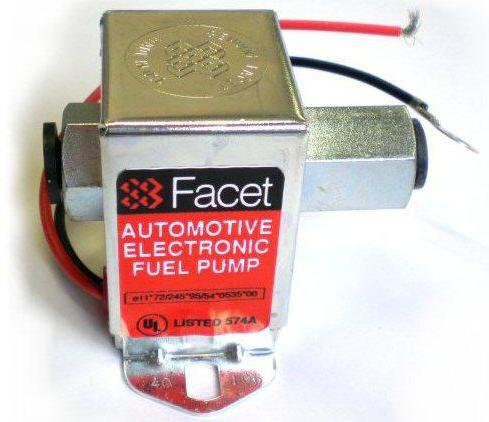 1541275 - Электрический топливный насос для карбюратора