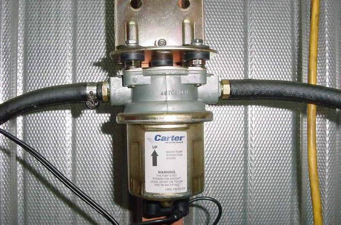 1541278 - Электрический топливный насос для карбюратора