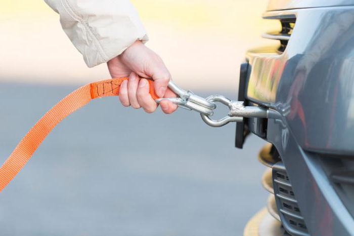 возможна ли буксировка на автомате другой машины