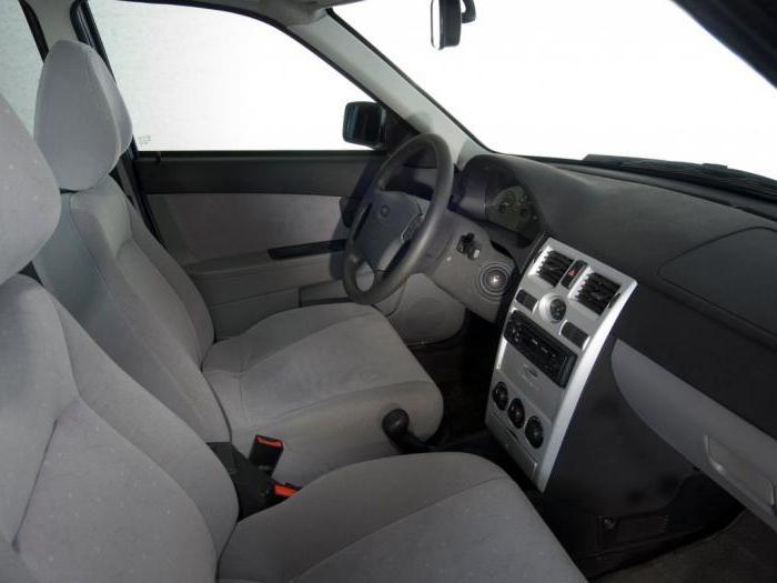 217030 Lada priora технические характеристики