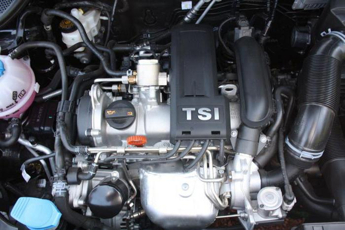 двигатель турбо