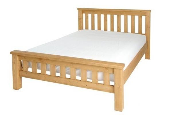 кровать полутороспальная с ящиками