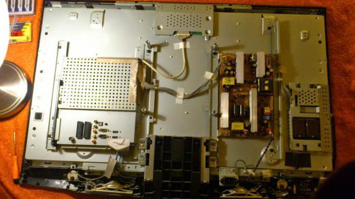 Не включается телевизор: причины и ремонт
