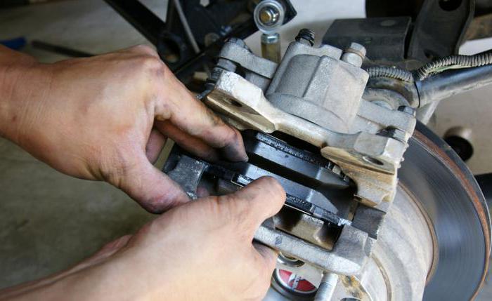 1593516 - Через сколько надо менять тормозные колодки